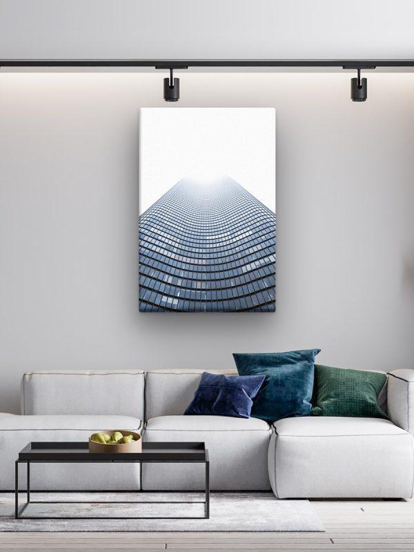 drobė dangoraižis