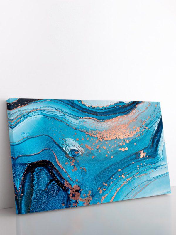 drobė vandens abstraktas