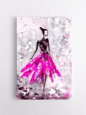 drobė balerina